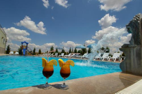Derekoy Nehir Thermal Hotel & Spa rooms