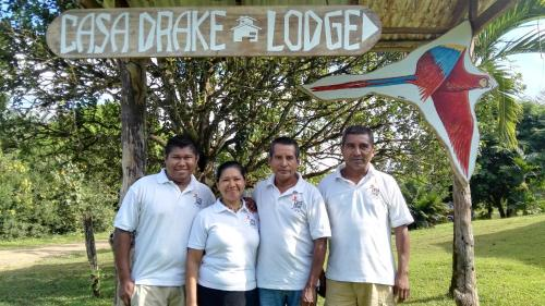 Casa Drake Lodge Photo