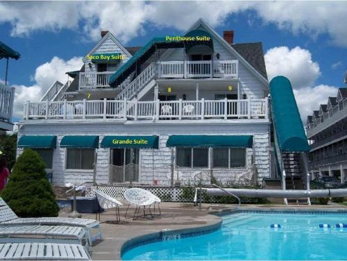 Sea Cliff House Motel - Old Orchard Beach, ME 04064