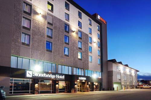 Stonebridge Hotel Fort St. John Photo