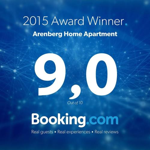 Hotel Arenberg Home Apartment