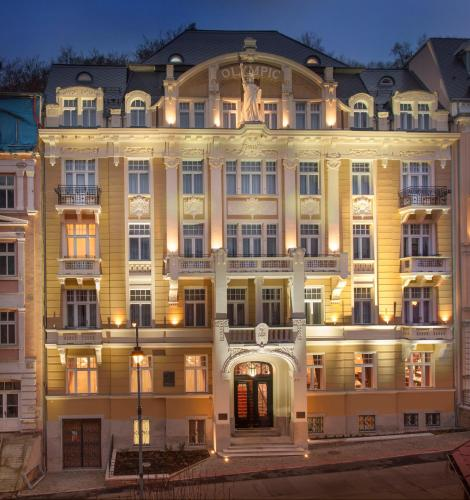 Olympic Palace Luxury Spa Hotel, Карловы Вары