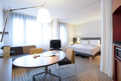 Novotel Suites Paris Montreuil Vincennes impression