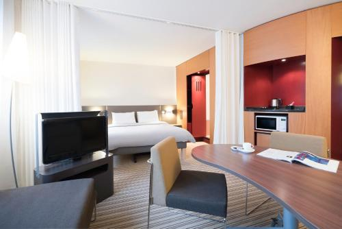 Novotel Suites Paris Montreuil Vincennes photo 20
