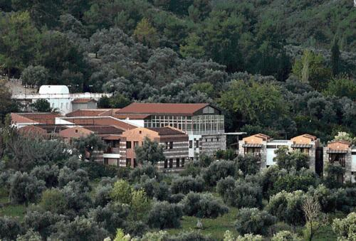 Davutlar Natur-Med Hot Springs and Health Resort yol tarifi