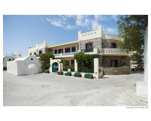 Apollon Hotel - naxos -