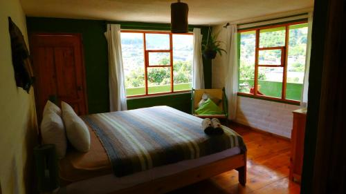 La Casa Verde Eco Guest House Photo