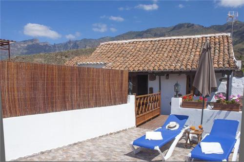 Two-Bedroom Holidayhome in Baldomero Argente, Risco Blanco