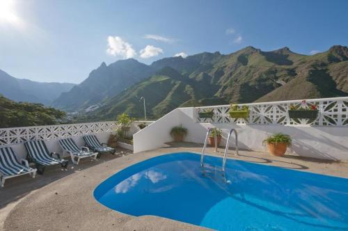 Гостевой дом «Holiday home Vista Del Valle», Pico de Viento