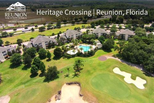 Reunion Resort Paradise in Heritage Crossing Photo