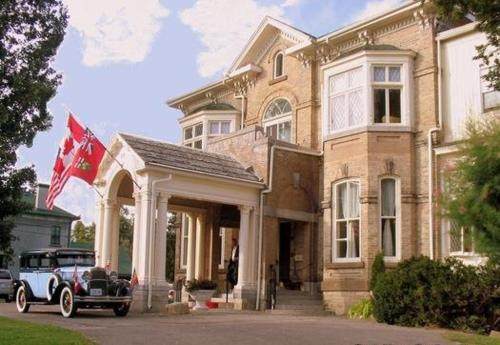 Perth Manor Boutique Hotel Photo
