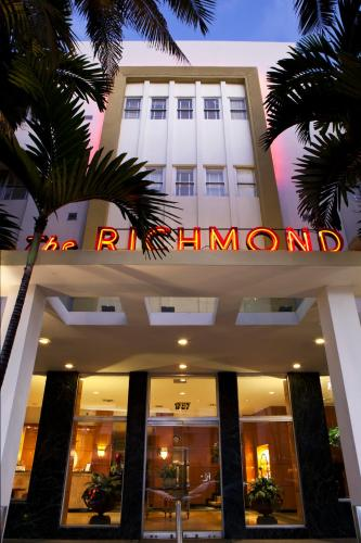 Richmond Oceanfront Hotel Photo