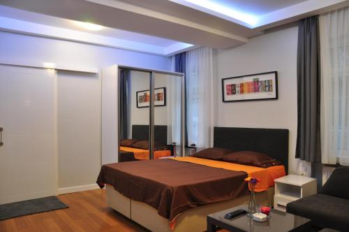 Ankara Kaya Apartment adres