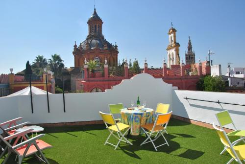 Sevilla Central Suites Apartamentos Fabiola - seville - booking - hébergement