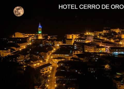 Hotel Cerro de Oro Photo