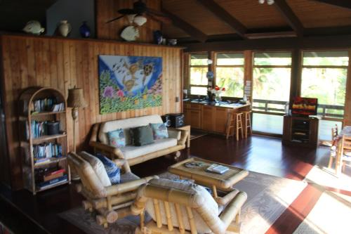 Pualani Tropical Jungle House Photo