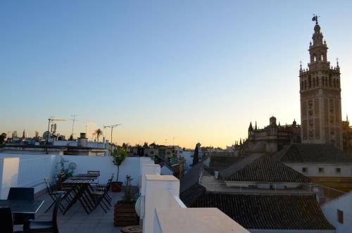 Grand Luxe Hostel - seville - booking - hébergement