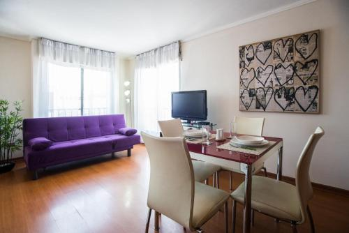 Lastarria Bellas Artes Apartments Photo
