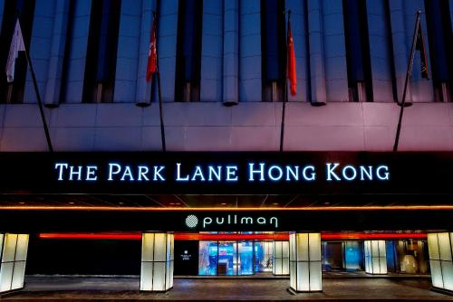 The Park Lane Hong Kong, a Pullman Hotel impression
