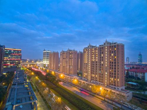 Green Court Place Jingqiao Middle Ring Shanghai - Shanghai - booking - hébergement