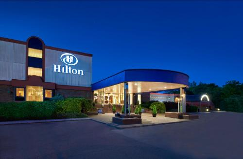 Stay at Hilton Watford Hotel