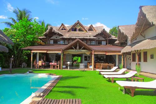 Villa Valiha Lodge