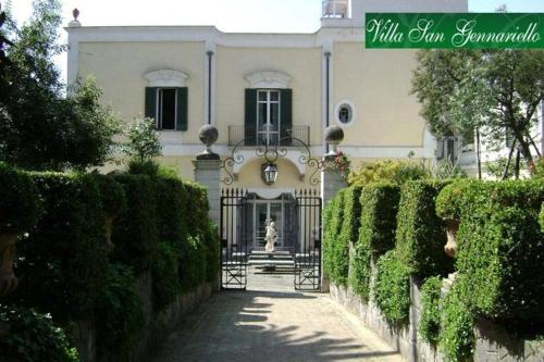 B&B Villa San Gennariello