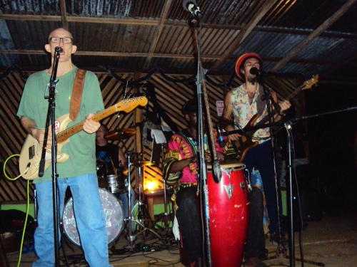 Reggae Cabinas Photo