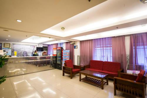 Motel Shanghai Railway Station North Square Zhongxing Road Metro Station photo 8