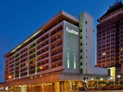 Radisson Hotel Fresno Conference Center