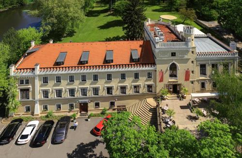 Chateau St. Havel - Wellness Hotel - prague -
