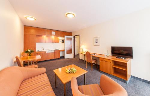 Novum Apartment Hotel Am Ratsholz Leipzig Süd photo 66