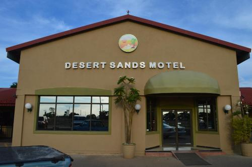 Desert Sands Photo