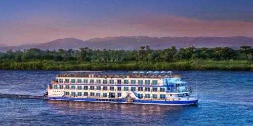 Hotel The Oberoi Philae Nile Cruise - Every Wednesday 6 nights - Every Saturday and Tuesday 4 nights