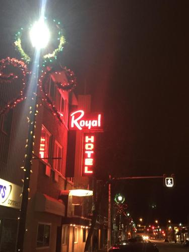 Royal Hotel Photo