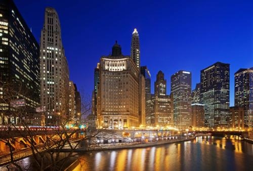 LondonHouse Chicago, Curio Collection by Hilton - Chicago - booking - hébergement