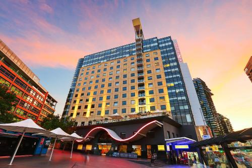 Mercure Sydney impression