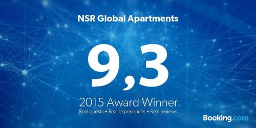 NSR Global Apartments Photo