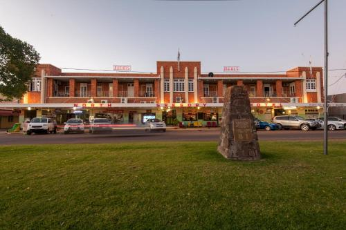 North Gregory Hotel