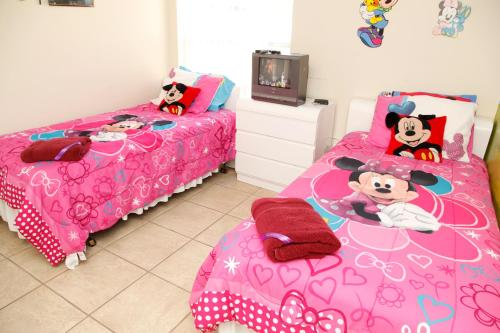 Minnie's Mansion Photo