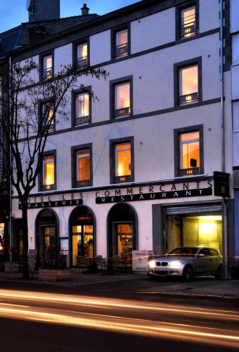 Hotel Les Commercants Clermont-Ferrand