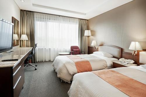 Best Western Premier Gangnam Hotel photo 27