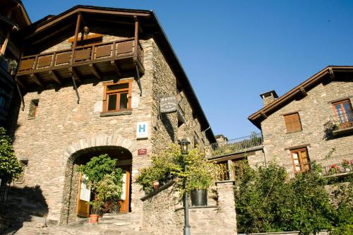 Hotel Santa Brbara De La Vall D'ordino