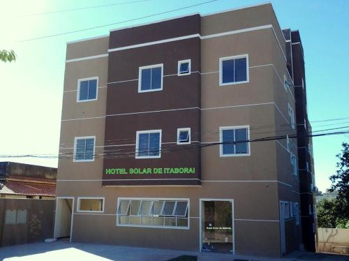 Hotel Solar De Itaborai Photo
