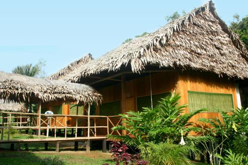 Amazon Rainforest Lodge Photo