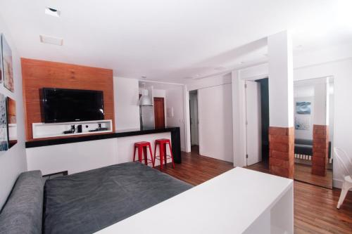 Apartamento Barra Beach Photo