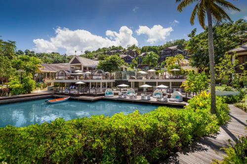 Hotel Discovery At Marigot Bay Hotel