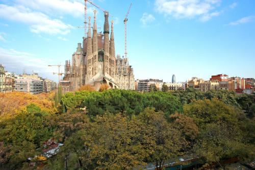 BarcelonaForRent Plaza Sagrada Familia Apartment photo 28