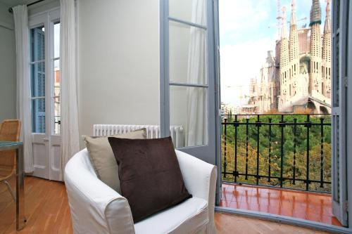 BarcelonaForRent Plaza Sagrada Familia Apartment photo 30