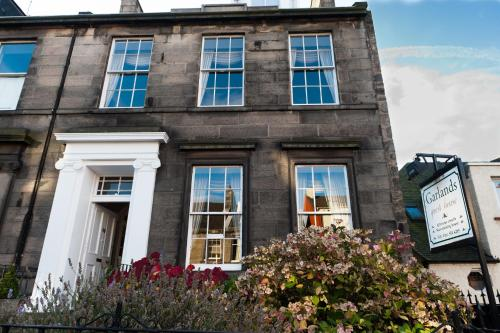 Photo of Garlands Guest House Hotel Bed and Breakfast Accommodation in Edinburgh Edinburgh
